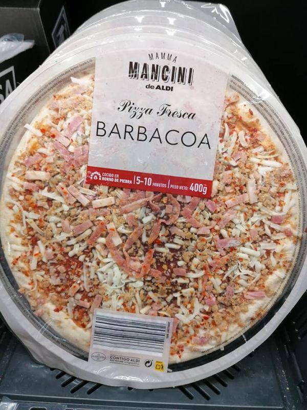 Pizza Barbacoa, Spagna