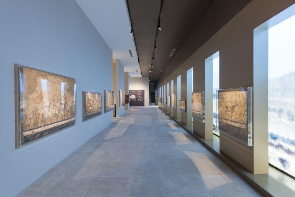 Tomba di Iti e Neferu, foto Museo Egizio Torino