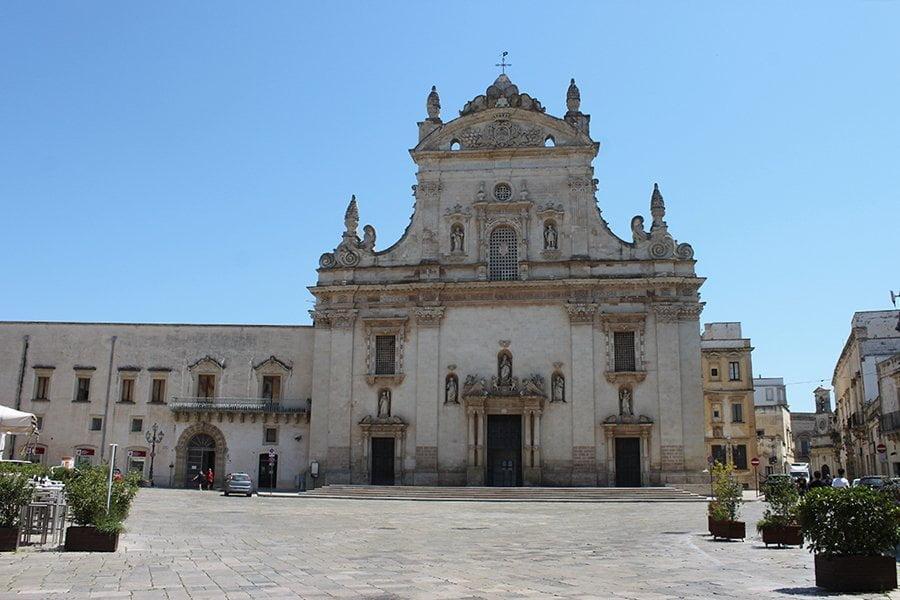 La Chiesa di SS Pietro e Paolo a Galatina, foto Mariarita Persichetti, 24 hours trotter