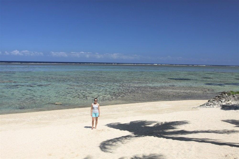 Daniela di The DAZ Box alle isole Fiji