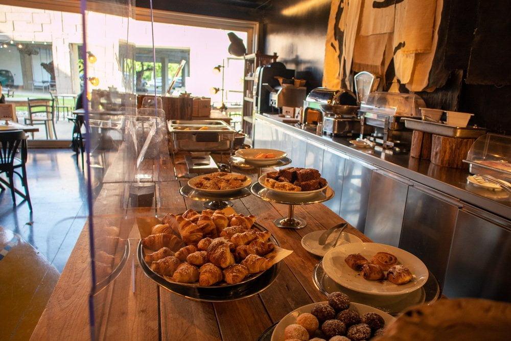 Buffet colazione al JHD Dunant Hotel