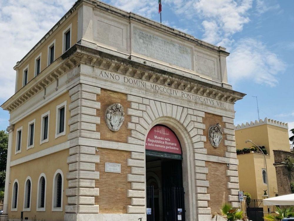 Museo della Repubblica Romana, foto di Marina di  The Travelling Pet Sitter