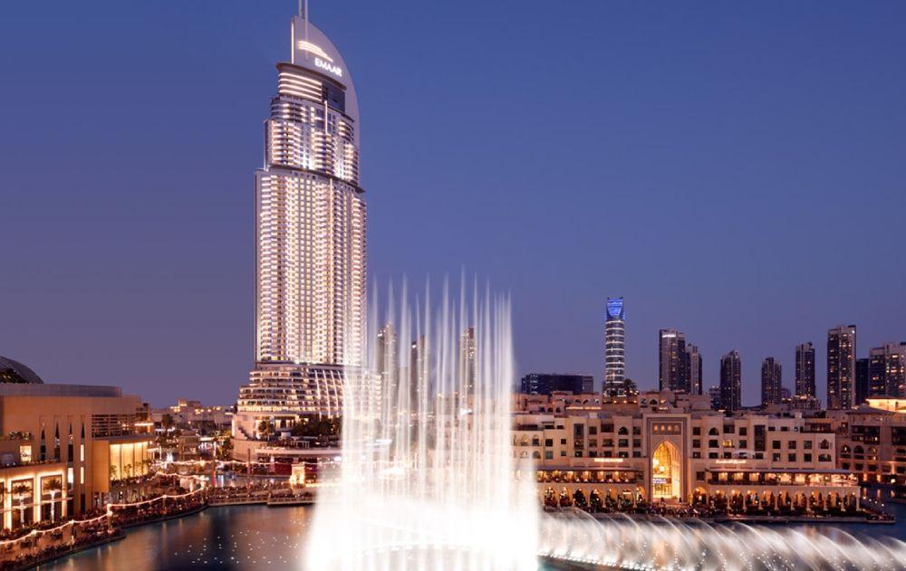 Grattacielo Address Downtown Dubai