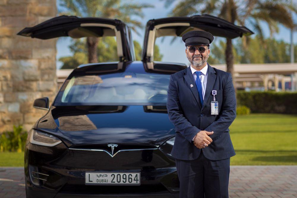 Servizio limousine a Dubai