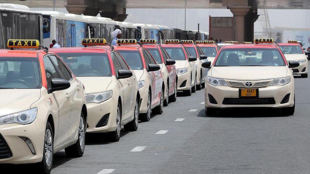 Taxi a Dubai