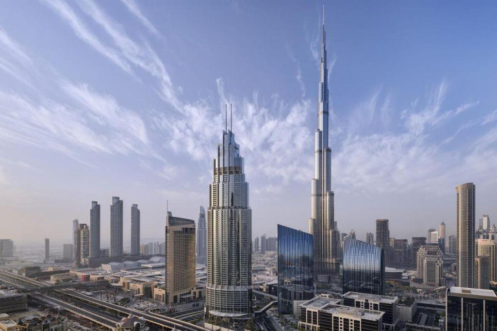 Address Boulevard a Dubai