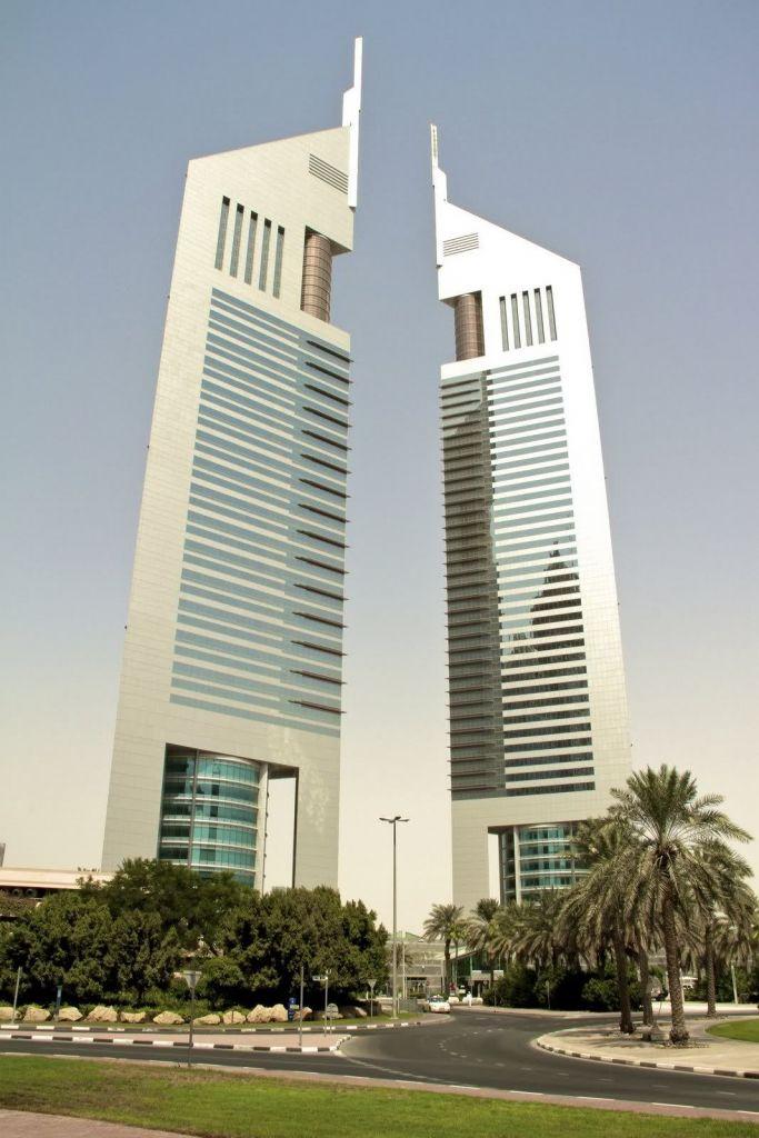 Emirates Towers a Dubai