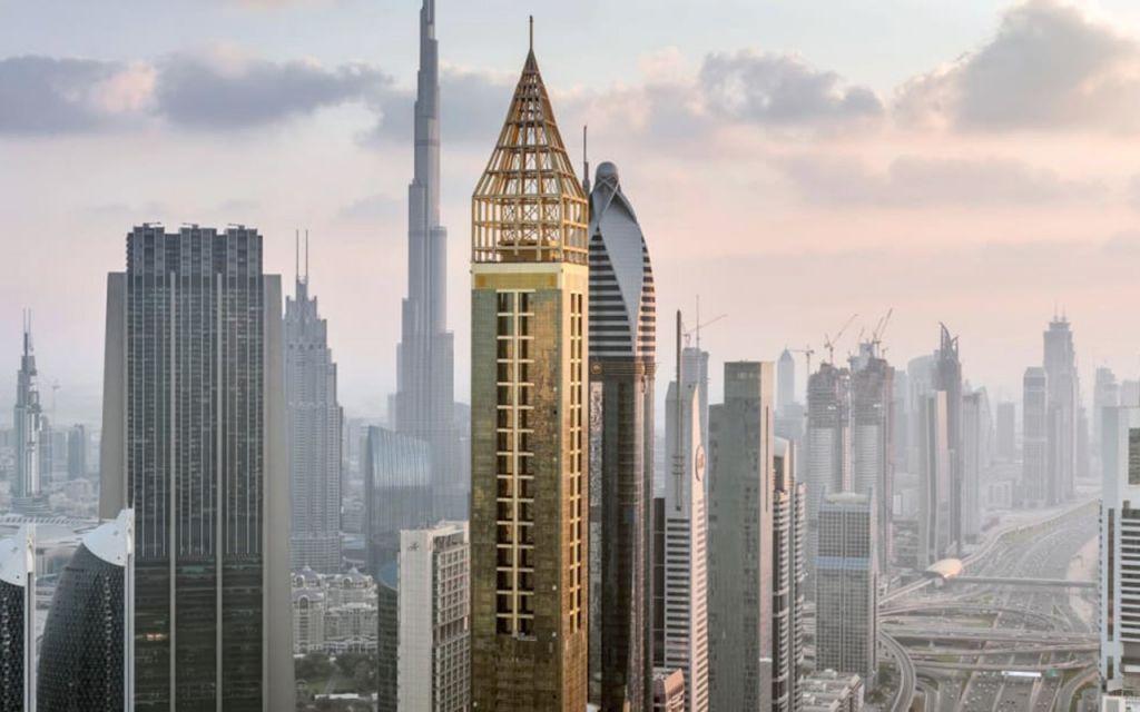 Gevora Hotel a Dubai