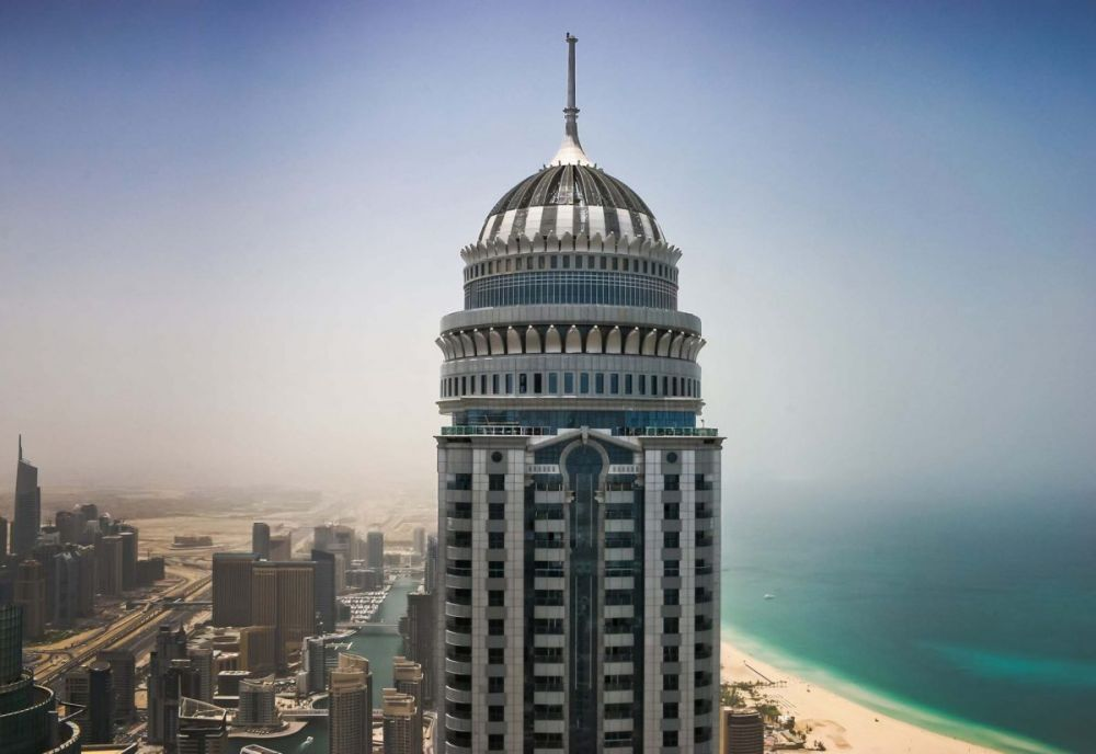Princess Tower a Dubai