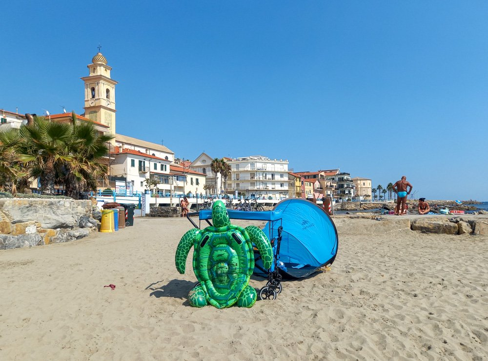 Spiaggia di Santo Stefano al Mare