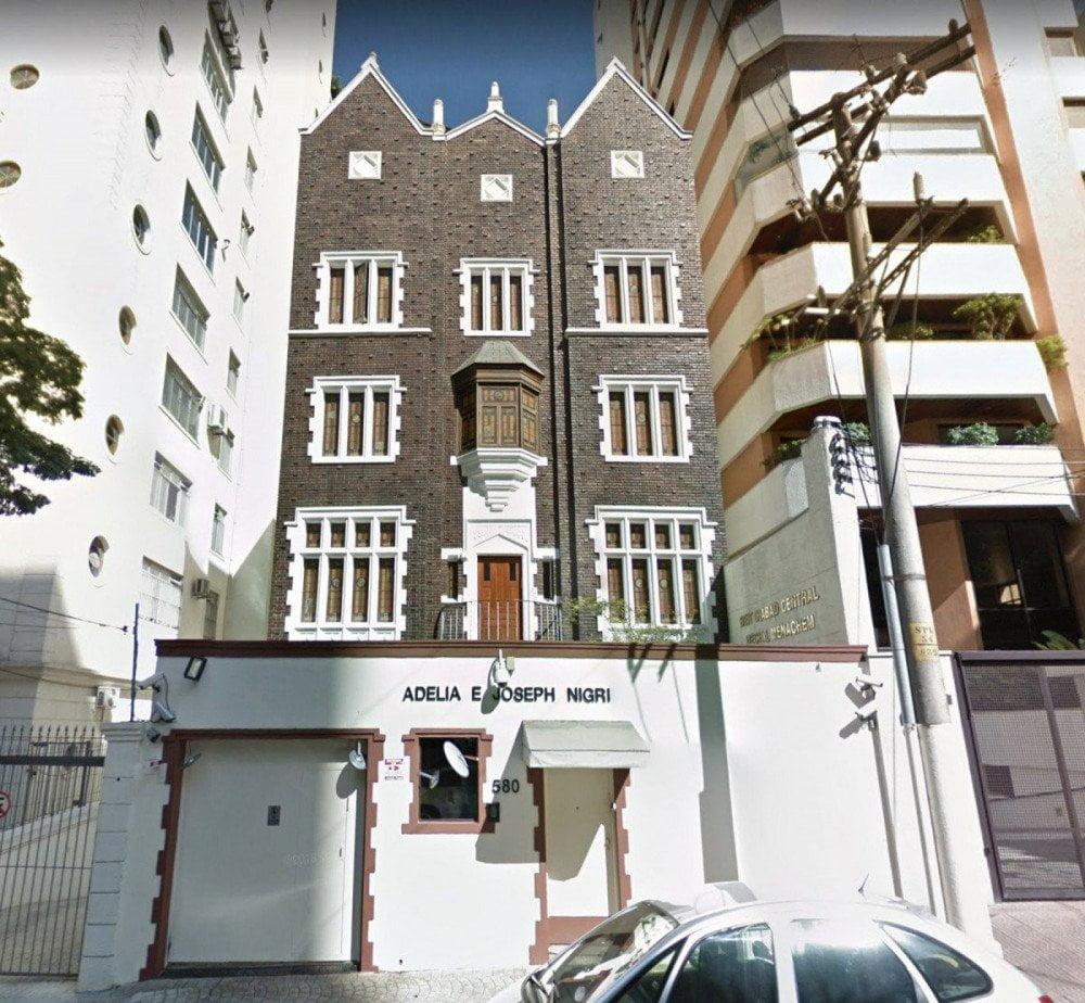 Casa 770 a San Paolo, Brasile
