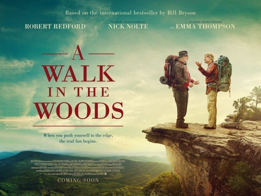 Locandina del film A Walk in the Woods