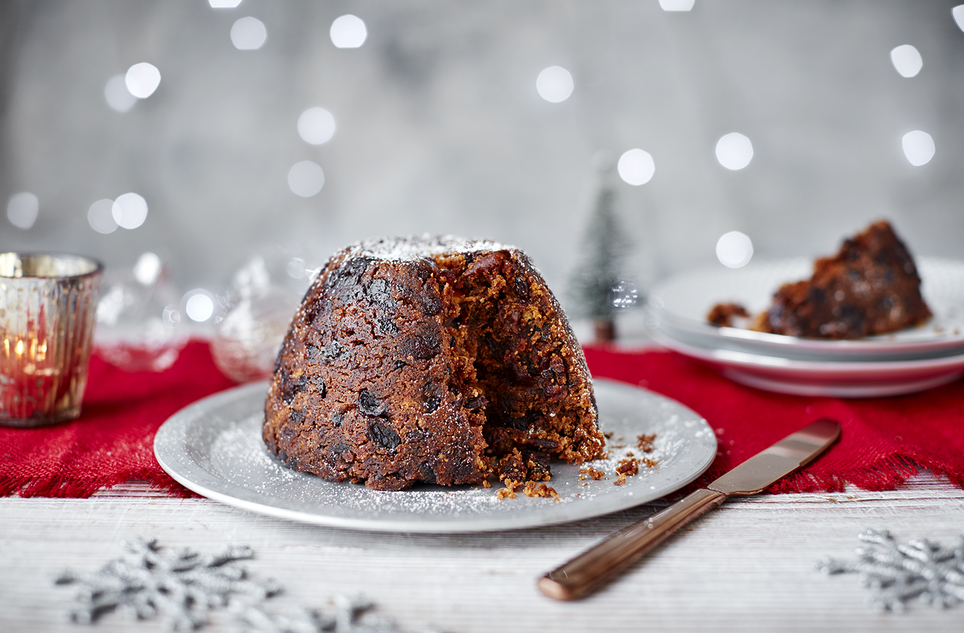 Christmas Pudding di Tesco
