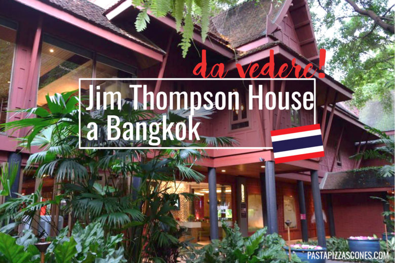 Jim Thompson House a Bangkok
