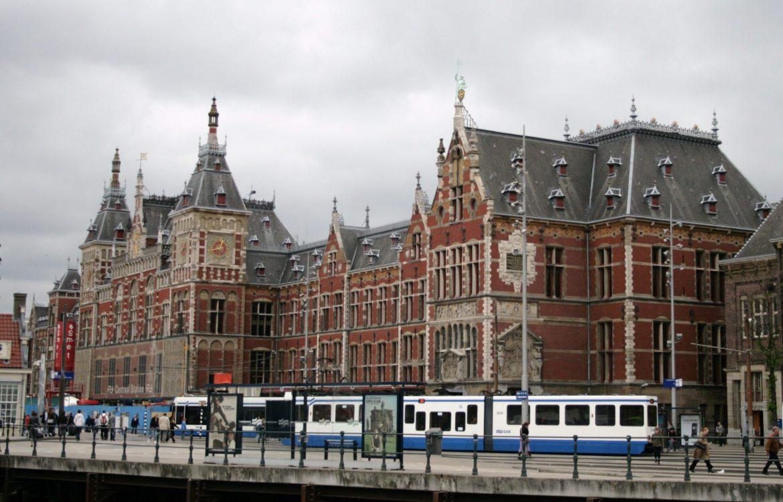 Stazione ferroviaria Amsterdam Centraal Station