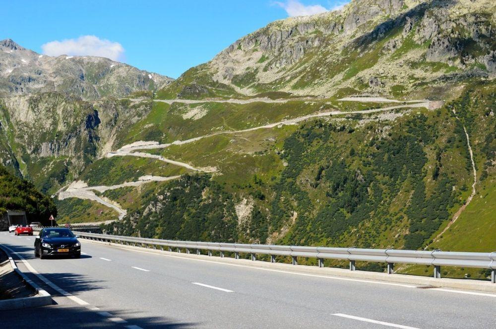 Autostrada in Svizzera