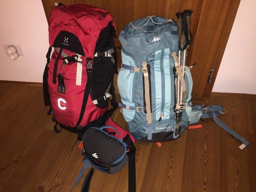 Il bagaglio minimalista per il Perù di Claudia di Travel with the wind