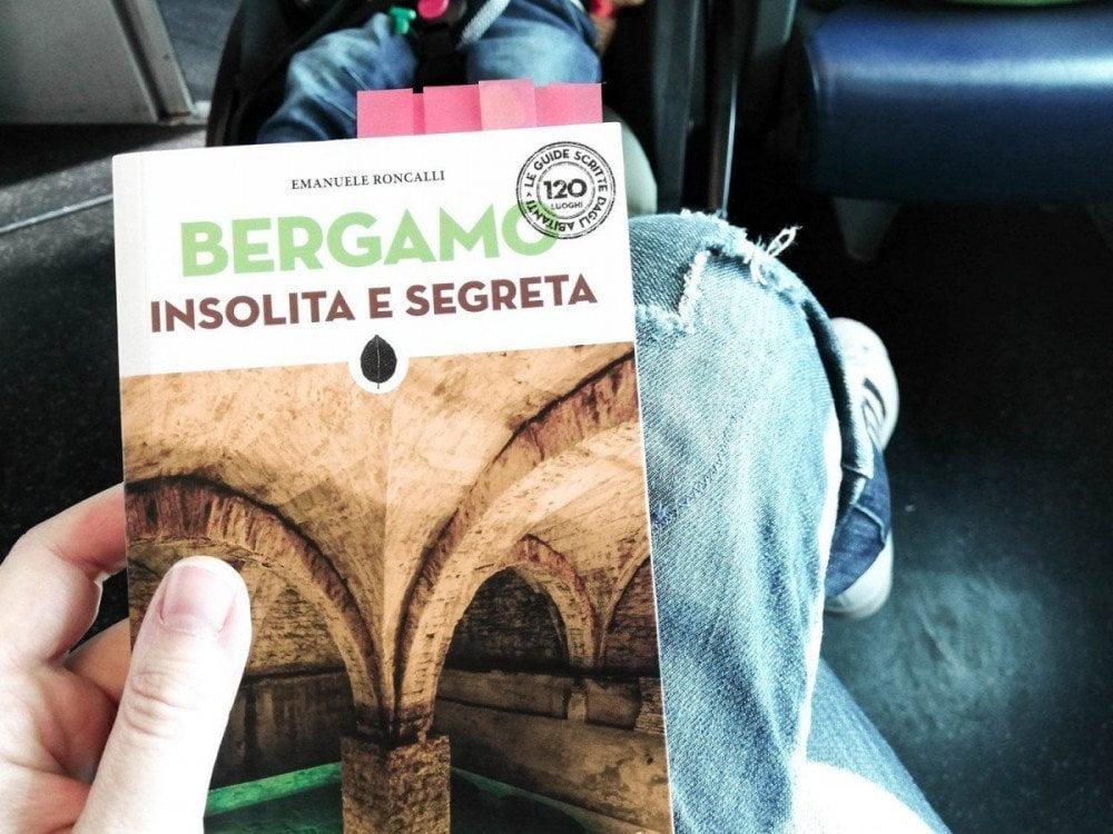 Guida Jonglez Bergamo Insolita e Segreta