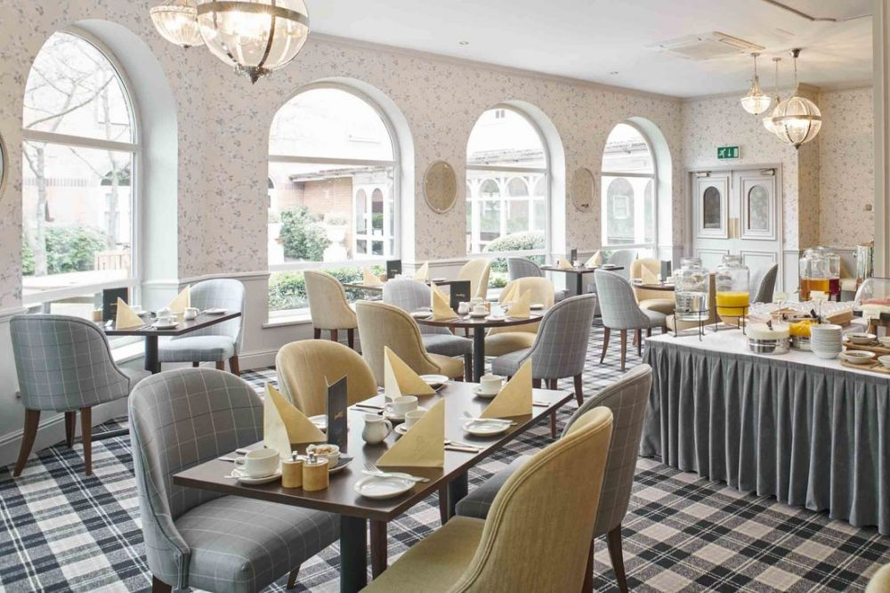 Il Corus Regency Hotel Solihull, vicino a Birmingham nel Regno Unito