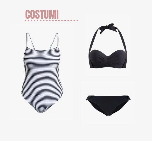 Costumi per creare un capsule wardrobe da viaggio