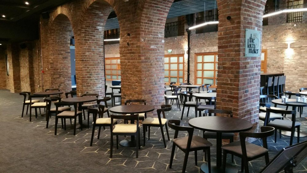 Il bar del Crowne Plaza di Nottingham