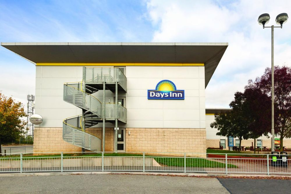 Hotel Days Inn a Leicester
