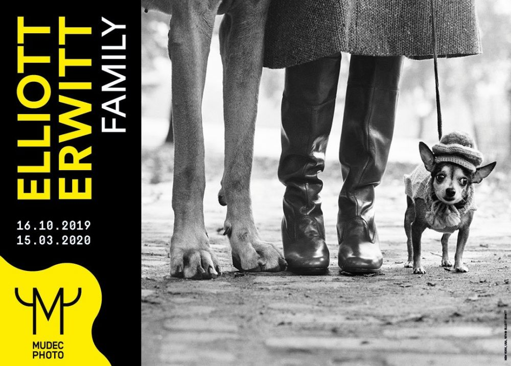 Family di Elliott Erwitt in mostra al MUDEC di Milano 2019 2020