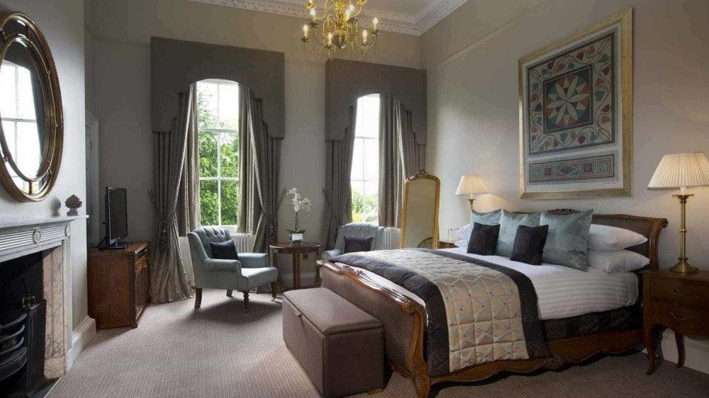 L'hotel Bailbrook House di Bath nel Regno Unito, parte della catena Handpicked Hotels