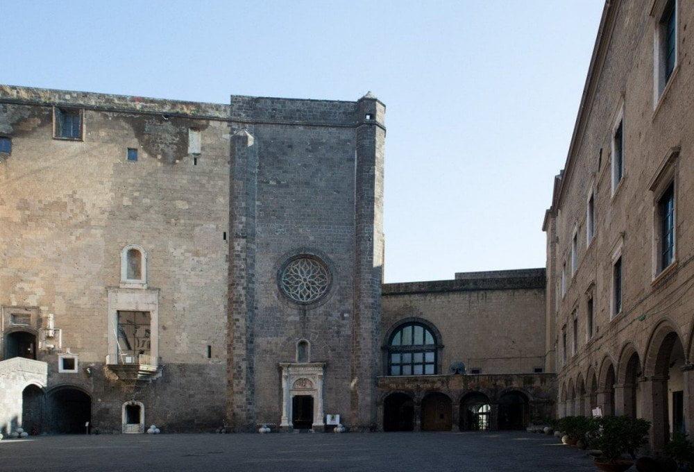 Perché visitare Castel Nuovo, o Maschio Angioino, di Napoli • Pasta Pizza Scones
