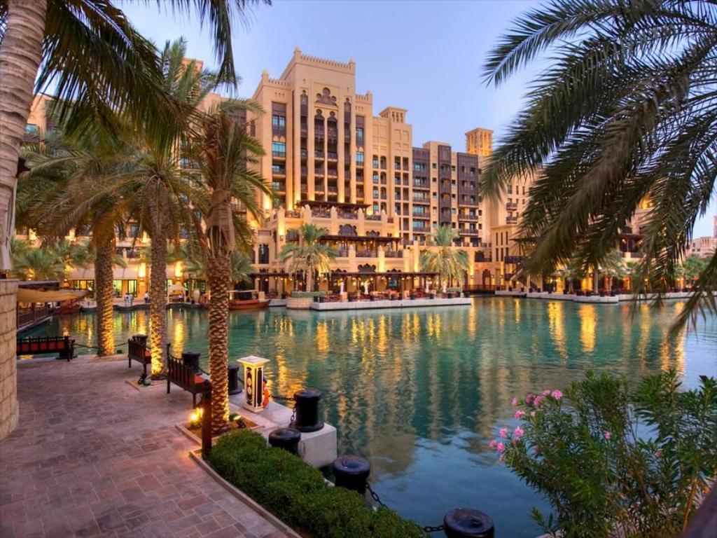 L'hotel Jumeirah Mina A'Salam a Dubai