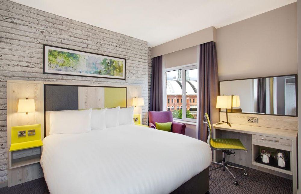 Camera hotel Jurys Inn a Manchester