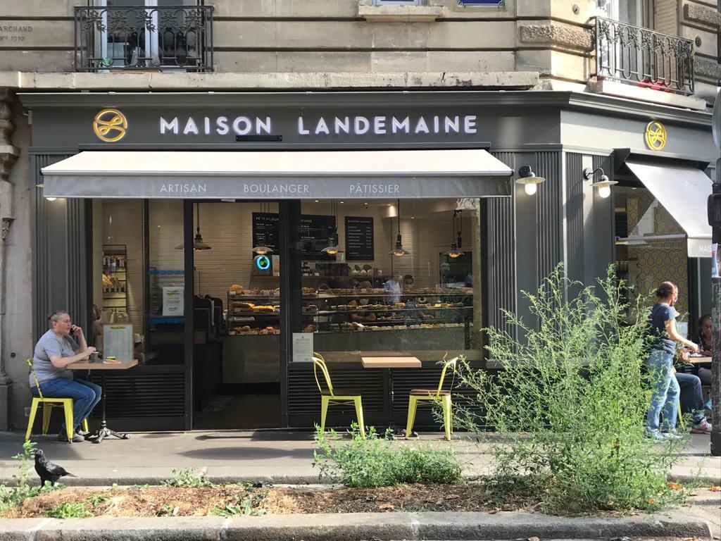 Catena francese di panetteria Maison Landemaine