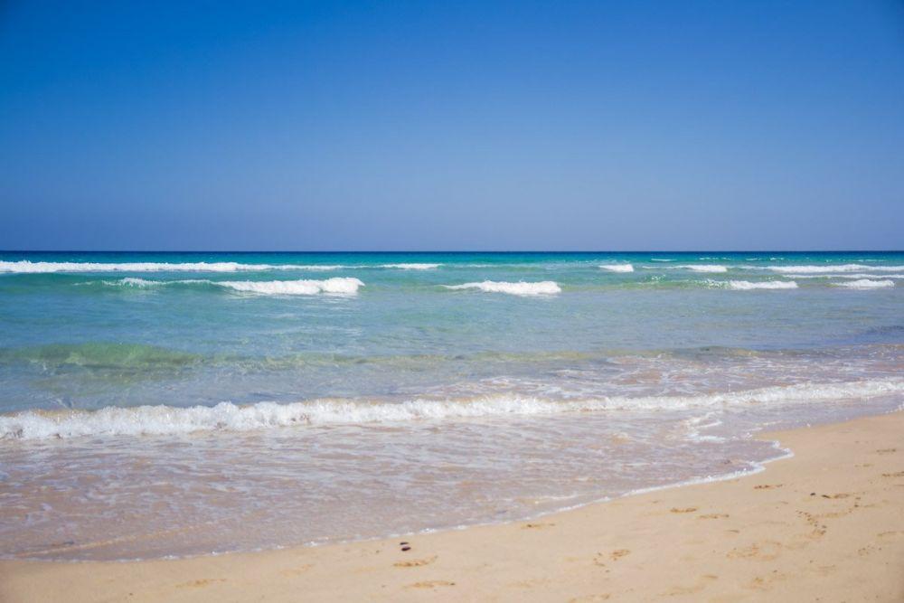 Spiaggia di Morro Jable a Fuerteventura, foto di In viaggio con Monica