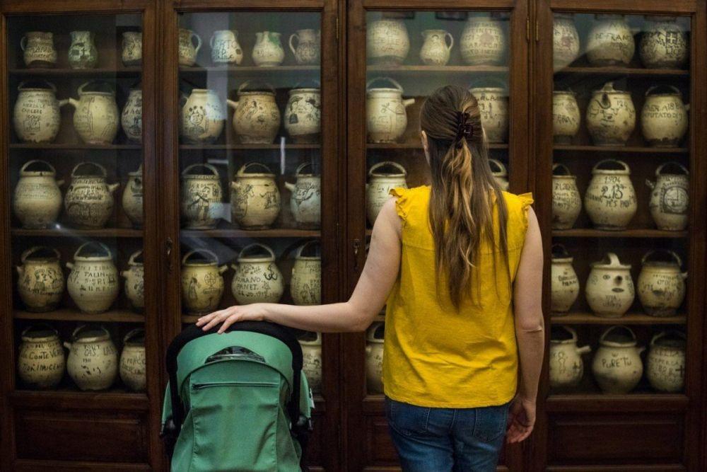 Museo Lombroso di Torino, foto Virginia Barinaga Ʌir Fotografía