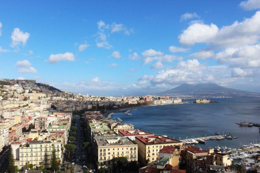 Napoli, foto di Guglielmo Dell'Isola