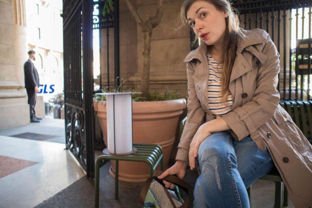Paola Bertoni alla Starbucks Reserve Roastery di Milano