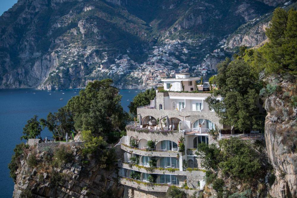 Hotel e Spa Piccolo Sant'Andrea di Praiano, in Costiera Amalfitana