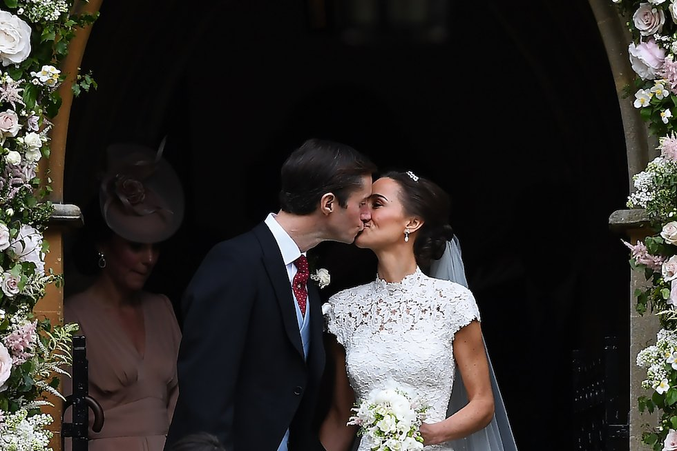 Pippa Middleton e James Matthews