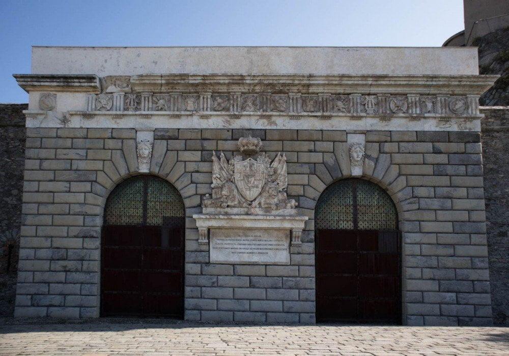 La Porta della Lanterna di Genova
