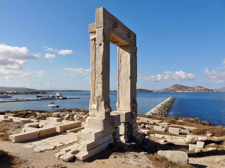 Portara Naxos