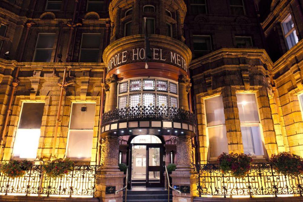 The Met Hotel Principal a Leeds