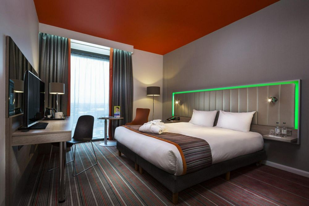 Camera hotel Park Inn by Radisson a Manchester