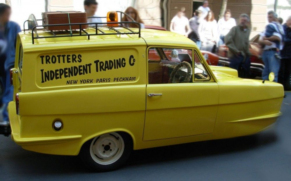 Reliant Robin Trotter