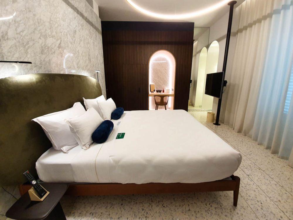 Suite del Rosselli Hotel a La Valletta, Malta