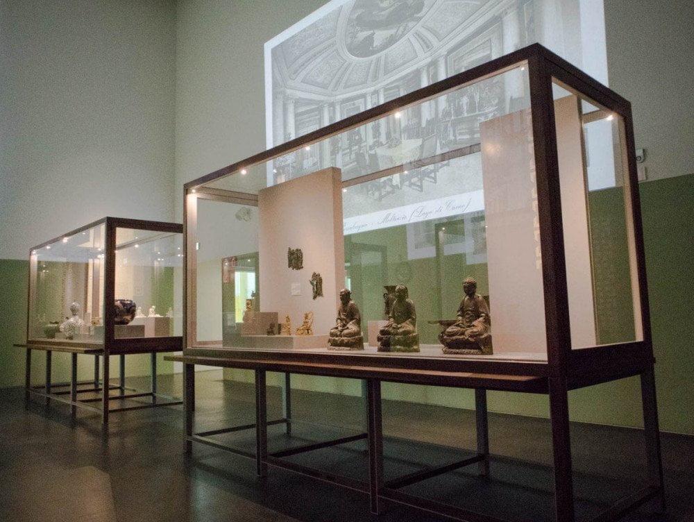 Esposizione Oriente MUDEC a Milano