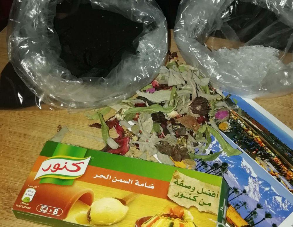 Cibo marocchino, uno degli ultimi souvenir acquistati da Agata del blog Cambia la tua vita con un trip