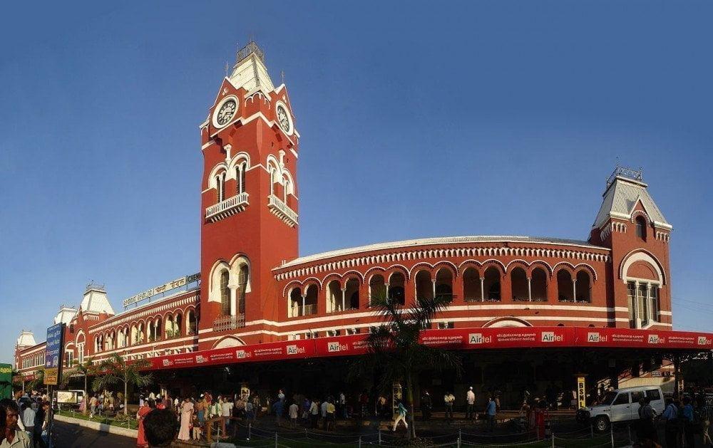 Stazione ferroviaria di Chennai