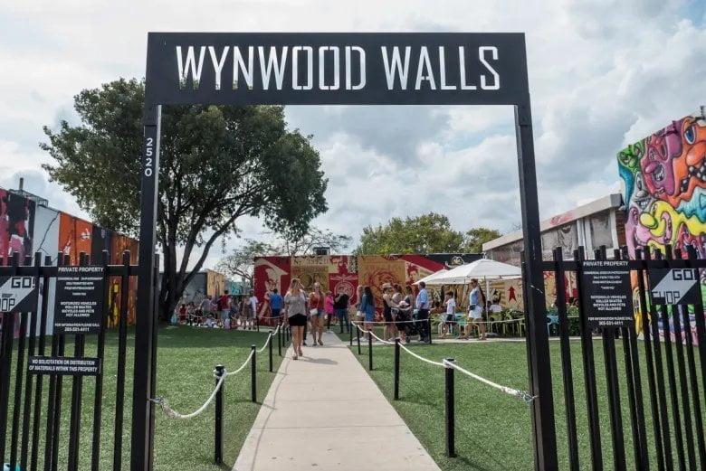 Quartiere Wynwood a Miami
