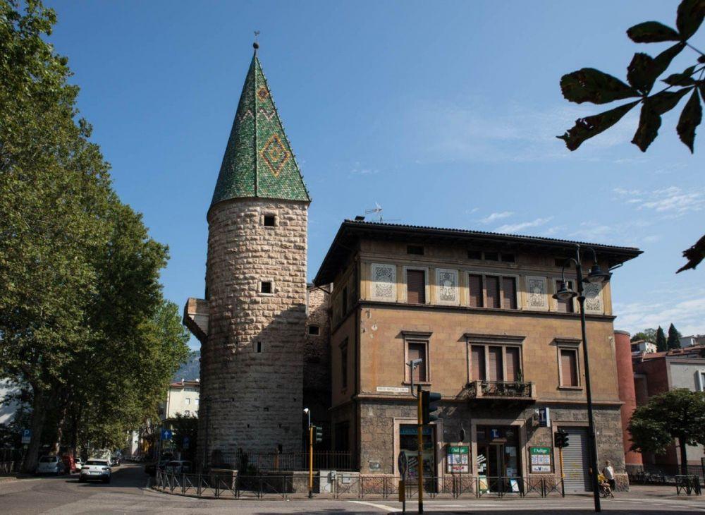 Torre Verde di Trento