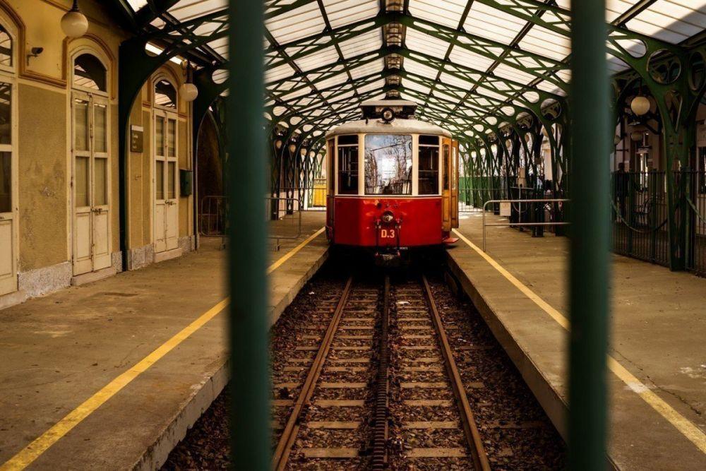 Tram d'epoca sulla linea Sassi-Superga, foto Virginia Barinaga Λir Fotografía in stage presso Plastikwombat